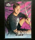 Rob Blake Cards, Rookie Cards and Autographed Memorabilia Guide 14