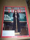 TIME DECEMBER 8 08 HOW TO FIX AMERICAS SCHOOLS OBAMA BUSH HOLIDAY MOVIES RHEE