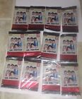 12 packs One Direction Panini 3 Card Pack-12 New Sealed Packs 36 Cards Total!