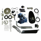 80cc 2 Stroke Petrol Gas Engine Motor Kits For Motorized Bike Bicycle Cycle kit