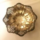 Pairpoint Mfg Co Quadruple Plate Silver Dish Bowl Antique Ornate Silver plate