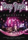 Deep Purple with Orchestra: Live at Montreux 2011 DVD Region 1 (D180)