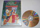 Beauty and the Beast The Enchanted Christmas DVD Disney Mint Condition