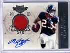 2011 Plates & Patches Adrian Foster auto autograph jersey #D4 5 #23 *31943