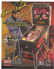 Elvis Pinball Machine BY Stern 2004 Brand New In a sealed BOX
