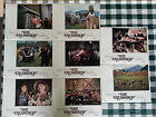 The Decameron by Pier Paolo Pasolini 8 14x11 Original Lobby Cards 1971 Cult Film