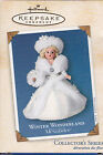 2002 Hallmark Winter Wonderland Madame Alexander Series Ornament Dated NIB NEW