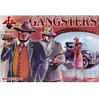 Gangsters Red Box Figures (56) 1/72 Scale Plastic Toy Soldiers #72036