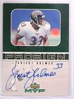 1999 Upper Deck MVP Priest Holmes Prosign Autograph Auto #PH *55561