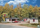 3481 Walthers Cornerstone Motel Hi-Way Inn Kit HO Scale