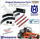 Husqvarna 966412901 Mulching Kit for 42 RZ  EZ Zero Turn Mowers