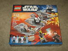 Lego Star Wars SITH NIGHTSPEEDER 7957 214 pcs 3 Minifigures Factory Sealed