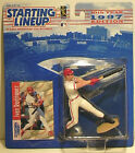 1997 KENNER STARTING LINEUP 10TH YEAR EDITION IVAN PUDGE RODRIGUEZ TEXAS RANGERS