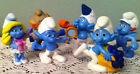 Smurfs 2 The Movie PVC Figures, Lot of 6