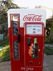 Coca Cola Machine Cavalier 72 Professional Restoration - Collectible Coke