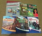 Abeka 5th Grade Reading Books and Answer Key NEW Rosa  Noah Webster book report