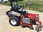 2013 Exmark Zero Turn Mower 60 X Model w striping  Mulching Kit
