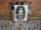 LOVELY VINTAGE ART DECO BEVELLED PICTURE PHOTO FRAME MIRROR