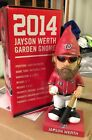 Washington Nationals Jayson Werth Garden Gnome Not A Bobblehead 2014 SGA RARE