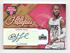 2015-16 Totally Certified Chris Paul Auto #2 10