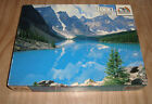 Valley of Ten Peaks Random House 1000 Piece Jigsaw Puzzle Sealed New 20x27