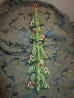 FITZ and FLOYD CHRISTMAS TREE with decorations - Medium/ 15