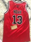 Autographed Joakim Noah Chicago Bulls Jersey, Authenticity Included, NBA JERSEY!