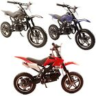 Kids Performance 49cc 2 Stroke GAS Power Mini Pocket Dirt Bike  Free Shipping