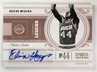 2010-11 Playoff National Treasures Elvin Hayes Autograph #D47 49 #105 *56523