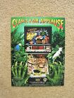 Creature from the Black Lagoon Pinball Machine Original Sales Flyer  NOS