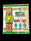 1969 Bally Backglass King Tut Pinball Back Glass RARE !