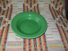 MEDIUM GREEN FIESTA DEEP PLATE -FIESTAWARE                    p8