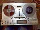 Vintage AKAI GX 77 Reel to Reel TAPE DECK recorder player Tested and works