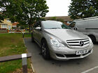 MERCEDES R350 35 7G TRONIC SPORT 6 SEATER AUTOMATIC 4X4 LPG