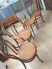 1 Armchair, Caned Seats, Patent Date