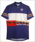 Vintage mens CASTELLI Italian made cycling team bike jersey XL FreeShip