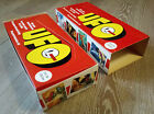 UFO SHADO Monty PEZ Gum Box with 200 Wrappers and 600 Cards RARE Gerry Anderson!