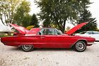 Ford Thunderbird 1966 Ford Thunderbird Q code 70L Automatic 5 Window Coupe