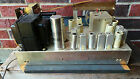 Vintage Fisher 610 ST Chassis Tube Amplifier Great Price