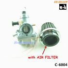 Carburetor W Air Filter Carb for Yamaha YZ80 YZ85 DT125 Motorcycle