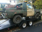 1980 Chevrolet Blazer MILITARY TOW for $1200 dollars