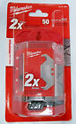 Hook Blades for Utility Knife, Roofing, Milwaukee 48-22-1952 50 Blades, 6pk