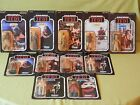 STAR WARS VINTAGE ROTJ FIGURES MOC MANY TO CHOOSE FROM