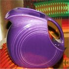 Fiesta Large Disc Water Ice Tea Juice Pitcher