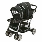 Graco Ready2grow Click Connect Double Stroller Gotham Discontinued by Manufac...