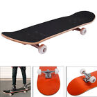 Blank Complete Skateboard Stained Orange 775 Skateboards Ready to ride New