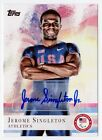 The Champs Are Here: 2012 Topps U.S. Olympic Team Champions Autographs Gallery 18