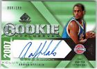 Arron Afflalo 07-08 SP Game Used Rookie Exclusives Auto