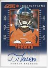 Demaryius Thomas Rookie Card Guide 10