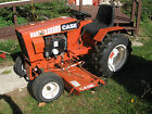 CASE 446 LAWN AND GARDEN TRACTOR